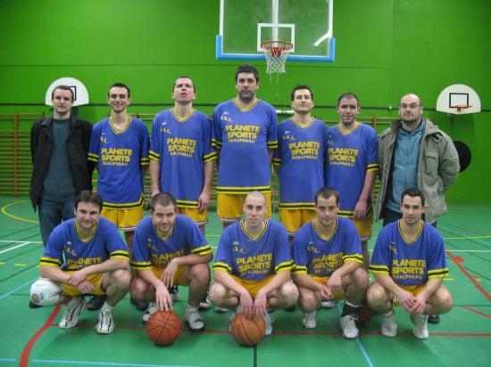 les séniors 1M 2006-2007
