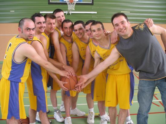 les séniors 3M 2006-2007