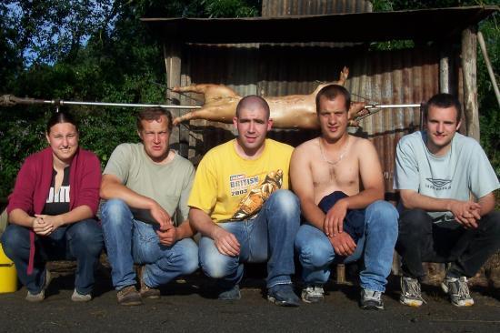 La commission du P'tit cochon 2007